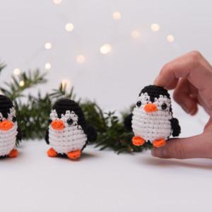 Pingwin z kocimiętką i walerianą dla kota