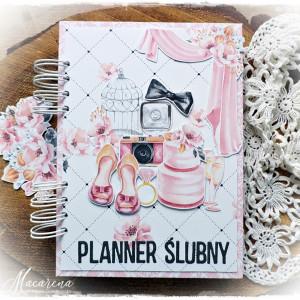 Planner ślubny - Tort weselny