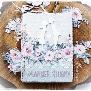 Planner ślubny - zamówiony