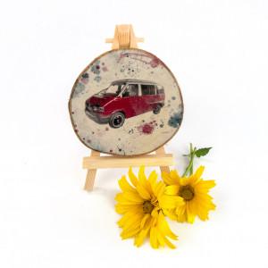 Plaster drewna - VW T4