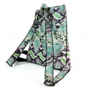 Plecak z papieru -washpapa [kolorowy wąż]