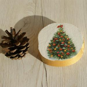 podkładka/dekoracja świąteczna 2