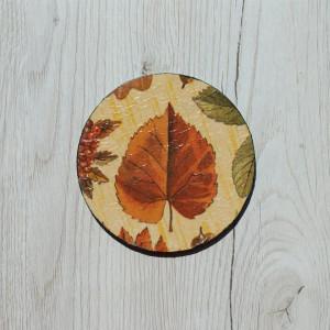 podkładka jesienna