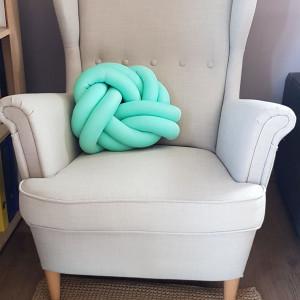 Poduszka dekoracyjna pastelowa