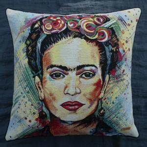 Poduszka gobelinowa  - Frida