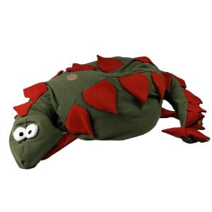 Poduszka podłogowa, pufa dla dzieci dinozaur