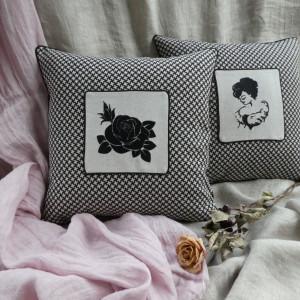 Poduszka Róża