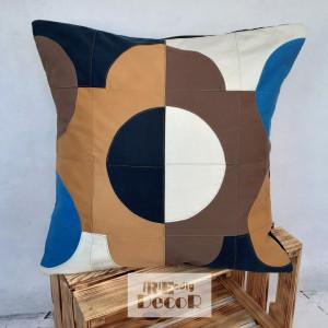 Poszewka dekoracyjna retro 50x50cm
