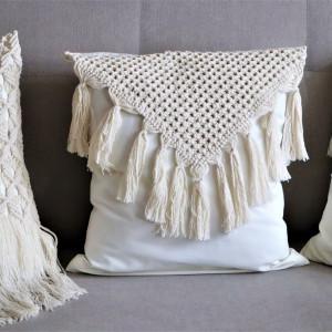 Poszewka na poduszkę w stylu BOHO