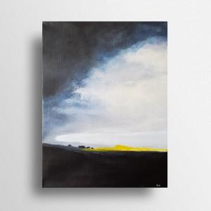 Przed zmrokiem-obraz akrylowy 30/40 cm