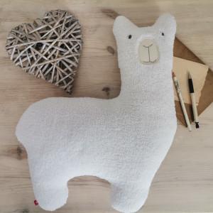Przytulanka poducha lama / alpaka