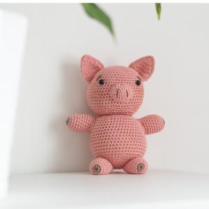 Przytulanka świnka
