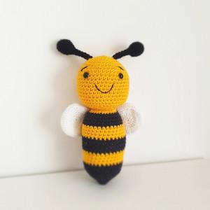 Pszczółka przytulanka