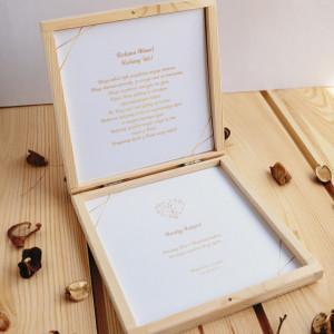 Pudełko-prośba o błogosławieństwo