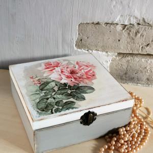 Pudełko z różami