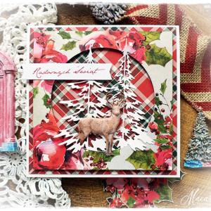 Radosnych Świąt - kartka świąteczna