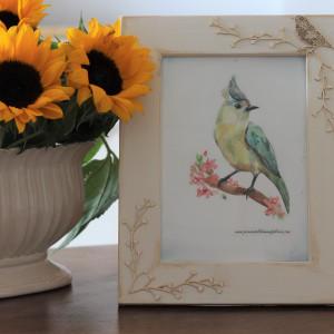 Ramka na zdjęcie - kolekcja Ptak