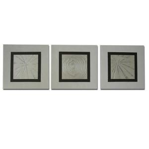 ręcznie malowany obraz NOWOCZESNY 19 - 120x40cm