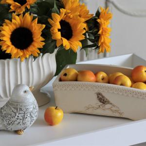 Skrzyneczka na owoce - kolekcja Ptak