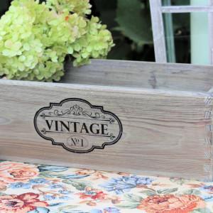 Skrzynka Vintage