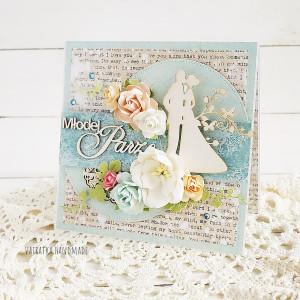 Ślubna kartka w pudełku, 663
