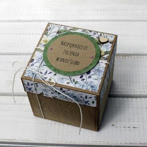 ślubny exploding box (bś 6)