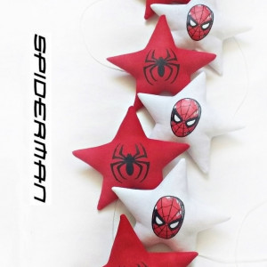 SPIDER - girlanda