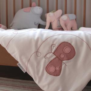 Śpiworek niemowlęcy - ciepły i wyjątkowy