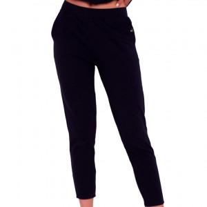 Spodnie dresowe klasyczne czarne