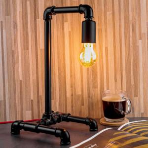 Stork - nowoczesna industrialna lampa biurkowa