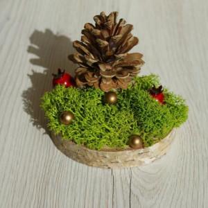 stroik świąteczny 2