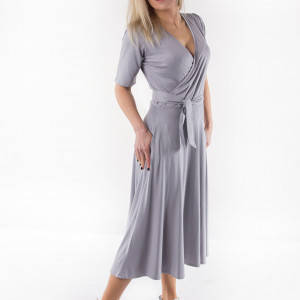 Sukienka liberta szara