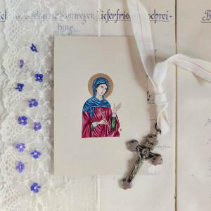 św. Antonian, prezent na bierzmowanie