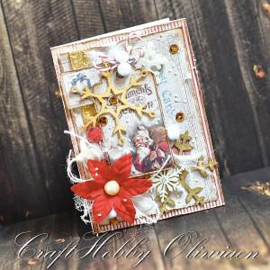 Św. Mikołaj - Święta vintage I