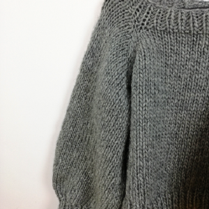 Sweter Basic No.2 - 100% wełna