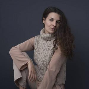 Sweter - bezrękawnik