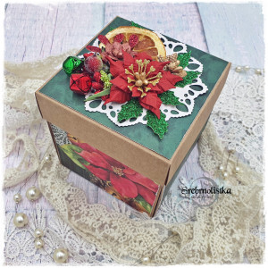 Świąteczny exploding box vol.1