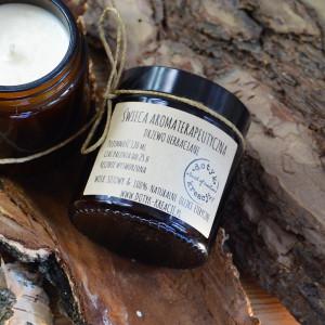 Świeca Aromaterapeutyczna TEA TREE - Dotyk Kreacji