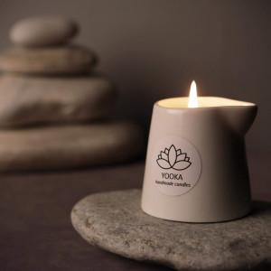 Świeca do masażu odżywiająca poj. 130ml