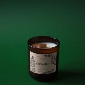 Świeca sojowa - Midnight