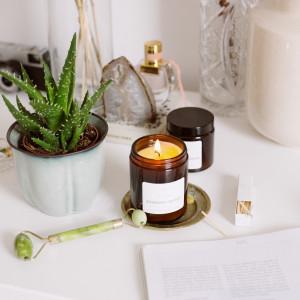 świeca sojowa ylang - ylang i mandarynka - 180 ml