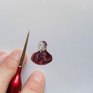 Święty Jan Henryk Newman, portrety świetych