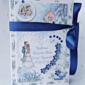 szafirowa rocznica ślubu