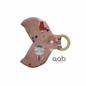 Szeleszczący gryzak Kotki (płetwa) 416305