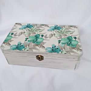 szkatułka akwarelowe kwiaty (001)
