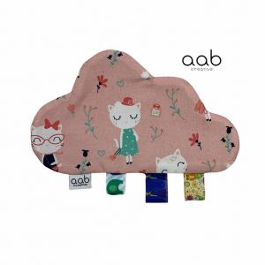 Szmatka sensoryczna Kotki (chmurka)( 416321)