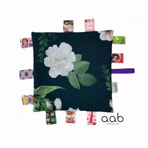 Szmatka sensoryczna Kwiaty (403797)