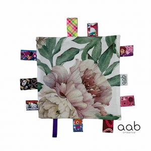 Szmatka sensoryczna Kwiaty (404155)