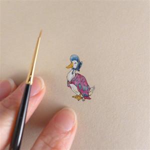 Tekla Kałużyńska , Beatrix Potter, miniatura