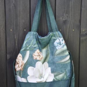 Torba hobo XXL - magnolia